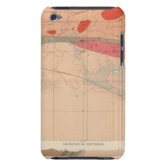 Detailed Geology Sheet XXIX iPod Touch Case