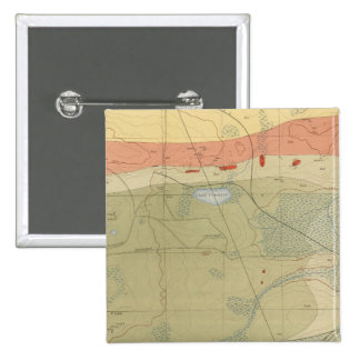 Detailed Geology Sheet XXV 15 Cm Square Badge