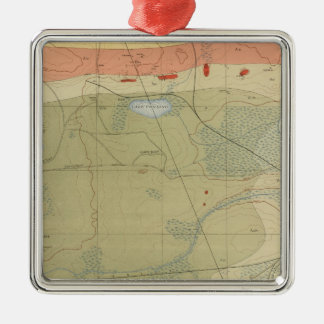 Detailed Geology Sheet XXV Christmas Ornament