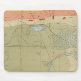 Detailed Geology Sheet XXV Mouse Pads
