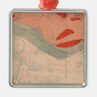 Detailed Geology Sheet XXVI Christmas Ornament