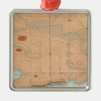 Detailed Geology Sheet XXVII Christmas Ornament