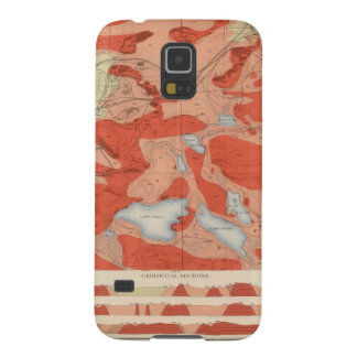 Detailed Geology Sheet XXVIII Galaxy S5 Cover