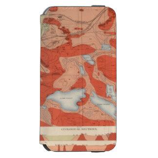 Detailed Geology Sheet XXVIII Incipio Watson™ iPhone 6 Wallet Case