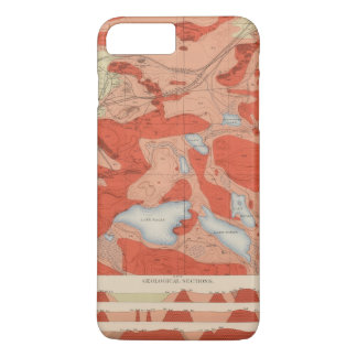 Detailed Geology Sheet XXVIII iPhone 8 Plus/7 Plus Case