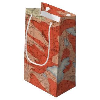 Detailed Geology Sheet XXVIII Small Gift Bag