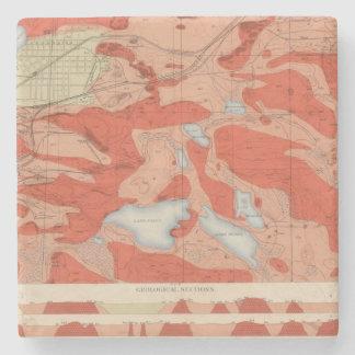 Detailed Geology Sheet XXVIII Stone Coaster