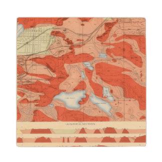 Detailed Geology Sheet XXVIII Wood Coaster