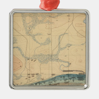 Detailed Geology Sheet XXX Christmas Ornament