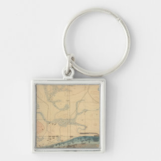 Detailed Geology Sheet XXX Key Chains