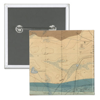 Detailed Geology Sheet XXXIII 15 Cm Square Badge