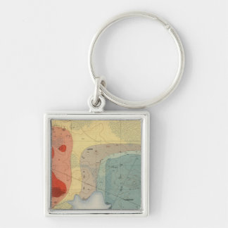 Detailed Geology Sheet XXXIV Key Chains