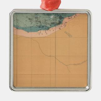 Detailed Geology Sheet XXXIX Christmas Ornament