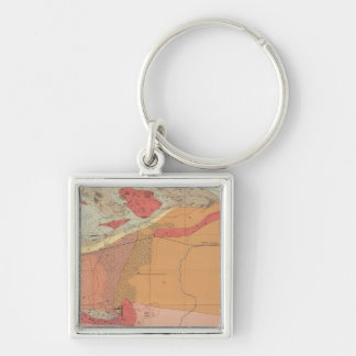 Detailed Geology Sheet XXXV Key Chains