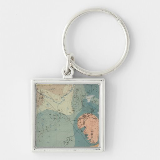 Detailed Geology Sheet XXXVII Key Chains