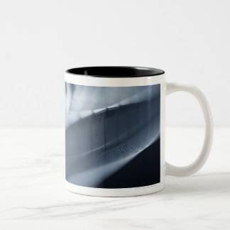 Detailed Piano Keys 2 Two-Tone Coffee Mug