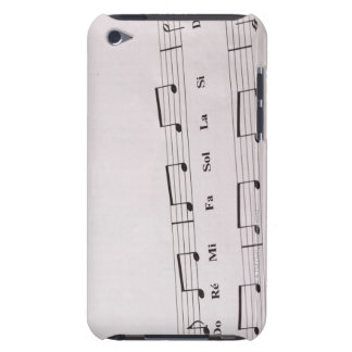 Detailed Sheet Music 2 iPod Case-Mate Case
