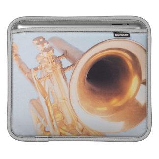 Detailed Trumpet 2 iPad Sleeve