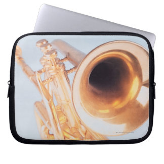 Detailed Trumpet 2 Laptop Sleeve