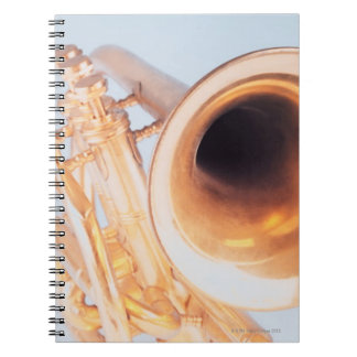 Detailed Trumpet 2 Notebook