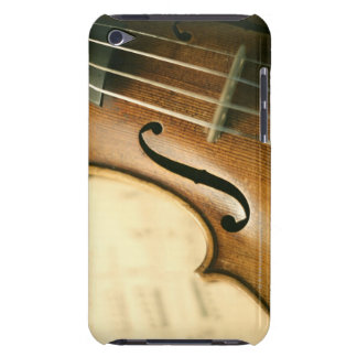 Detailed Violin iPod Touch Case-Mate Case
