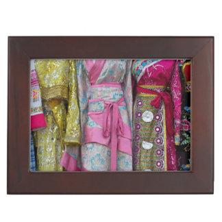 Details and Patterns of some of the Dresses Memory Boxes