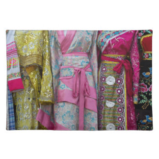 Details and Patterns of some of the Dresses Placemat