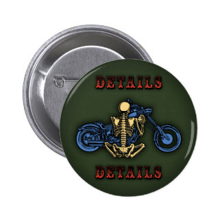Details, Details... 6 Cm Round Badge