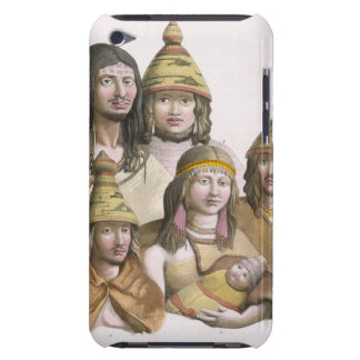 Details of headdresses in North West America (colo iPod Touch Cases