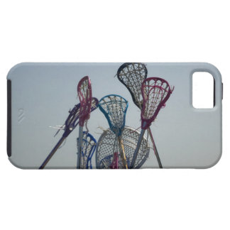 Details of Lacrosse game iPhone 5 Covers