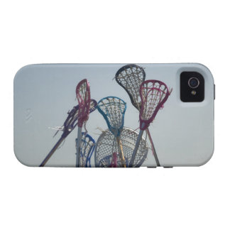 Details of Lacrosse game iPhone 4/4S Cases
