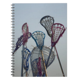 Details of Lacrosse game Notebooks
