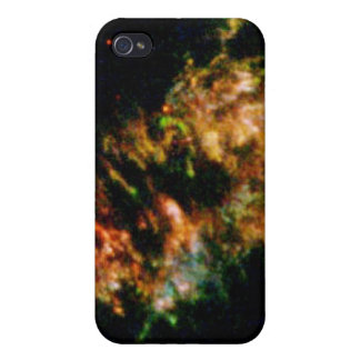 Details of Supernova Remnant Cassiopeia A iPhone 4 Cover