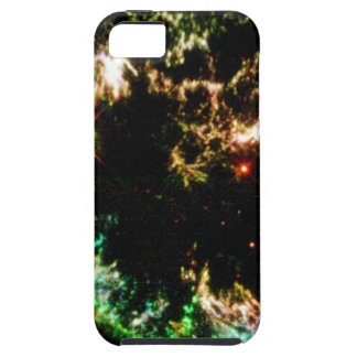 Details of Supernova Remnant Cassiopeia iPhone 5 Covers
