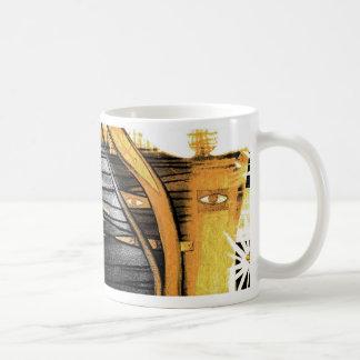 detal, the facenda coffee mug