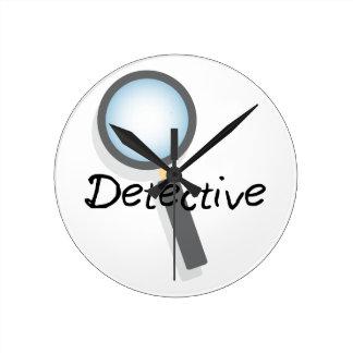 Detective Wallclock