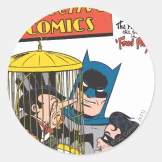 Detective Comics #120 Round Sticker