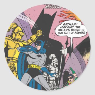 Detective Comics #246 Round Sticker