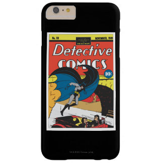 Detective Comics #33 Barely There iPhone 6 Plus Case