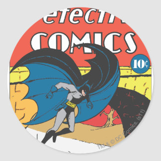 Detective Comics #33 Sticker