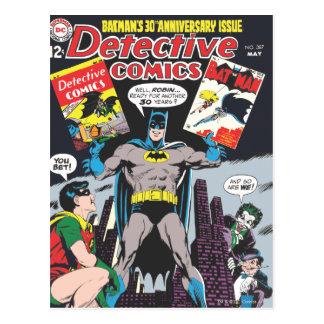 Detective Comics #387 Postcard