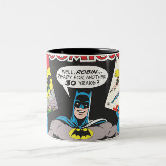 Detective Comics #387 Two-Tone Mug