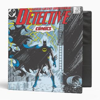 Detective Comics #587 3 Ring Binder