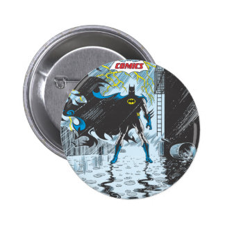 Detective Comics #587 6 Cm Round Badge