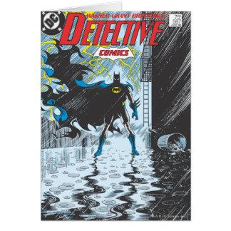 Detective Comics #587 Greeting Card