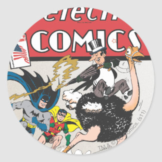 Detective Comics #67 Sticker