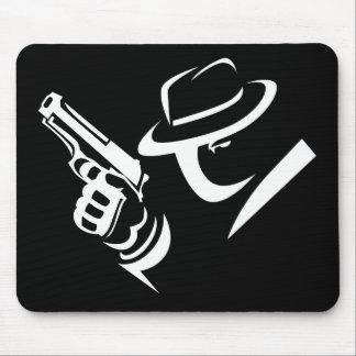 Detective Mobster Mousepad 2