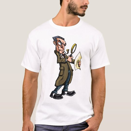 Detective shirt