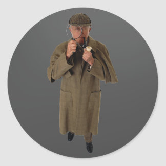 Detective Stickers