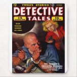 Detective Stories - The Farmer's Daughter Murder Mousepads